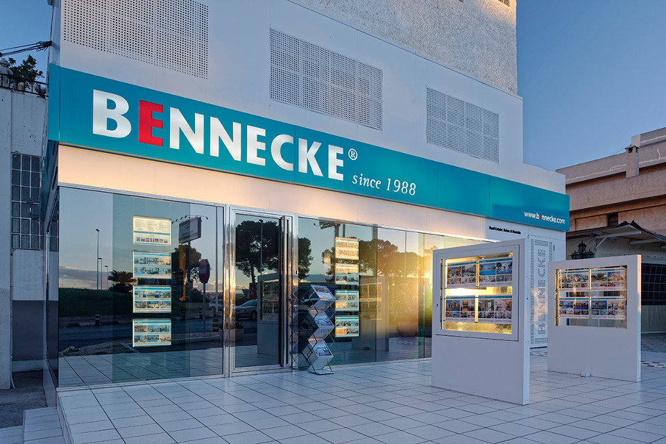 Bennecke office